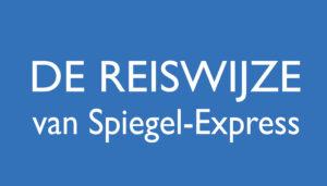De reiswijze van Spiegel-Express