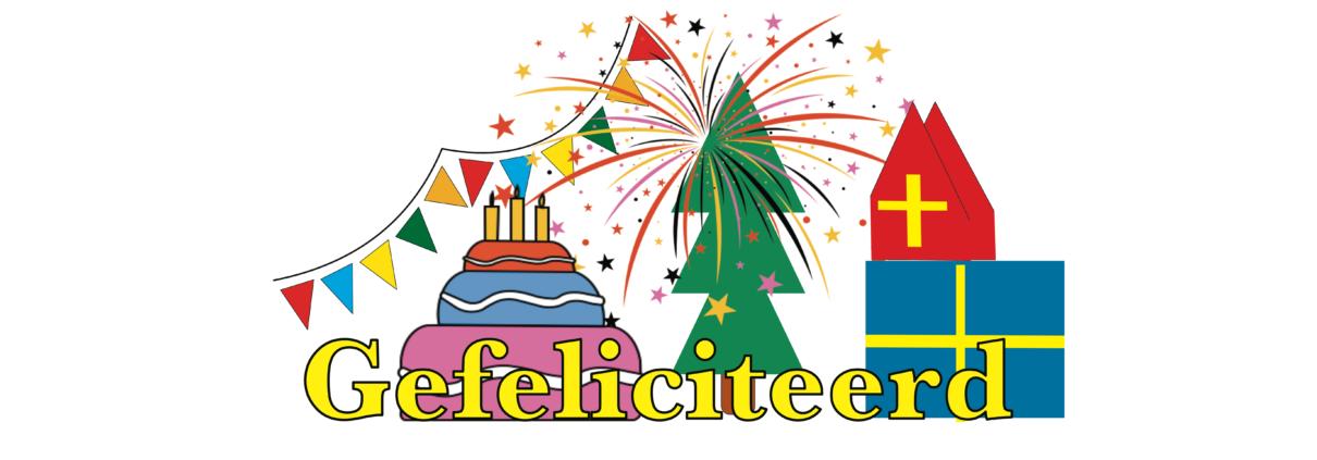 gefeliciteerd, feestmaand Spiegel-Express