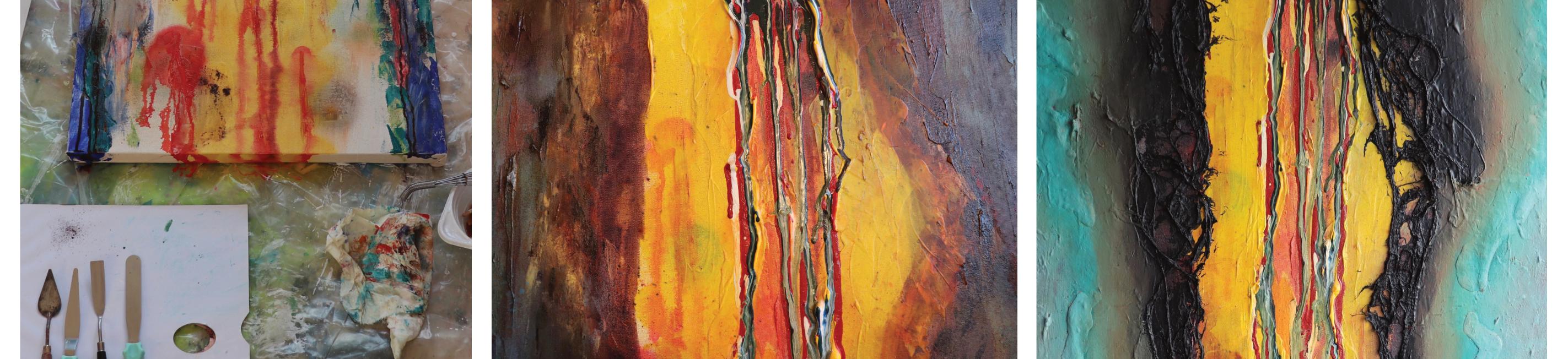 'Kunst' in proces Spiegel-Express
