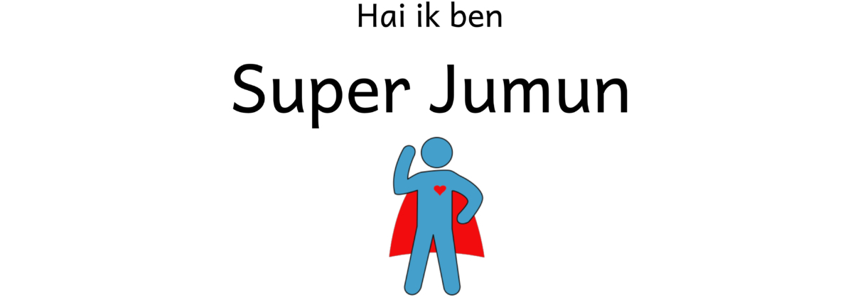 #kennismaking Super Jumun