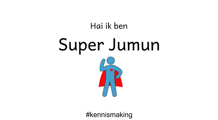 #kennismaking Super Jumun