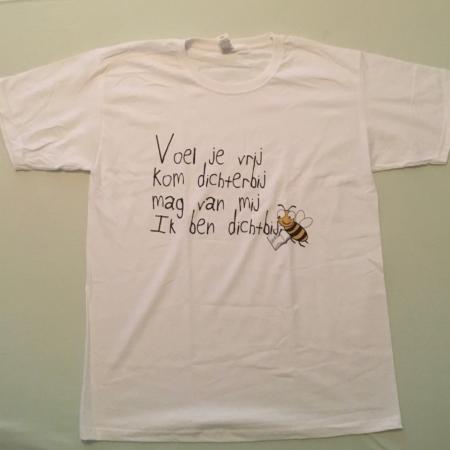 T-Shirt De Dichtbij
